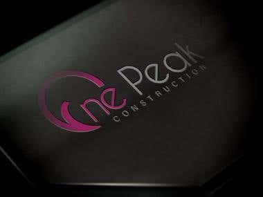 one peak logo