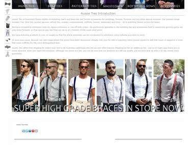 Magento 2 Based Website