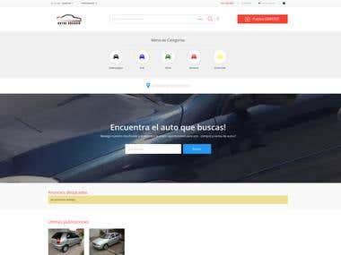 Clasificados de autos (compra y venta)