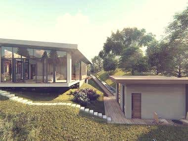 3d Architectural Video Animation