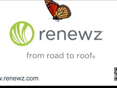 Renewz Canada - Solar powered car ports