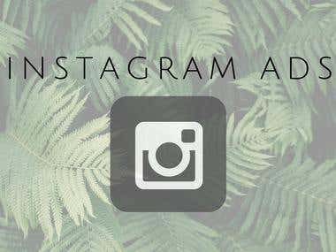 Create and set ads on Instagram