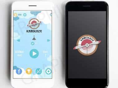 Mobile app Screen and Logo Design