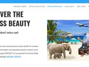 Website Travel