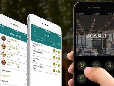 Riya Resto - Online Food Ordering App