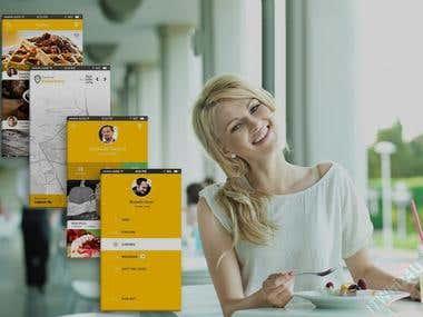 Restaurant Find App
