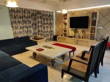 4BHK luxury apartment
