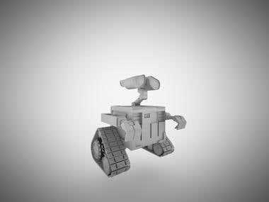 3D WALLI