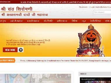 Akshaykripa (Social Website)