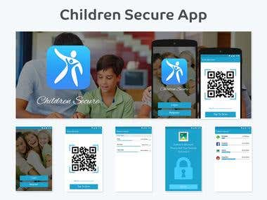 Child secure app