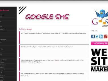 Googlesms (free sms)