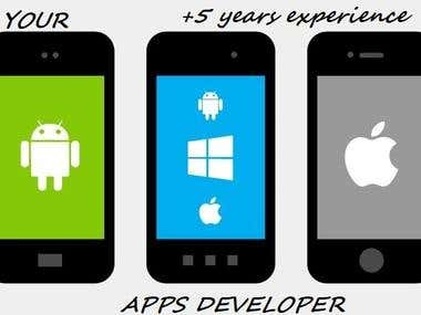 MY IOS and Android Apps