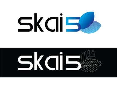 Logo design for Skai5
