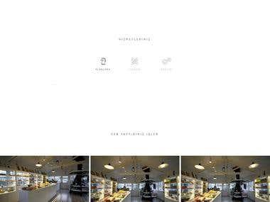 kurumsal website