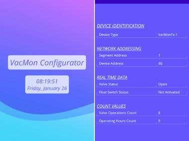 NFC IC - Configurator App