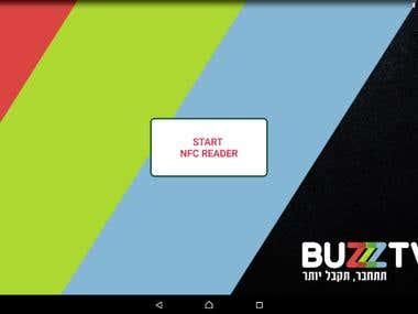 NFC BUZZZ TV App