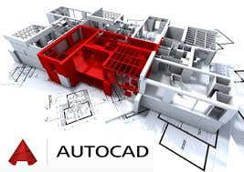 2D Auto CAD Architectural Site Plan and Layout Drawings
