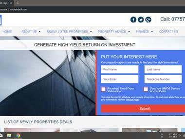 Property management for seller