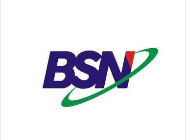 bsn logo redesign