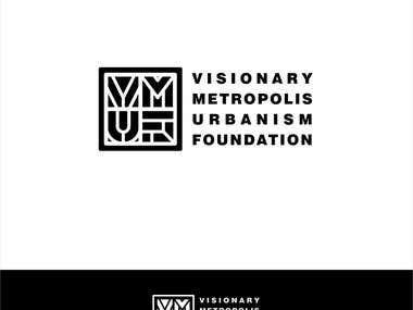 vmuf logo design