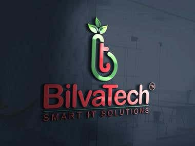 BilvTech Logo Designed & Trade Marked