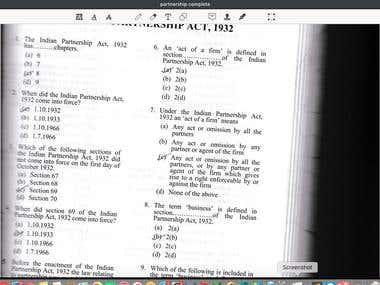 PDF TO EXCEL SPREADSHEET