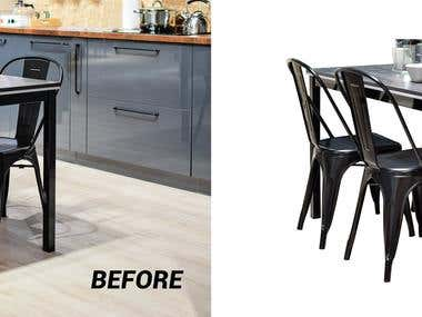 Background Remove & Clipping Path