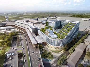Shanghai Hongqiao Airport Hotel Design