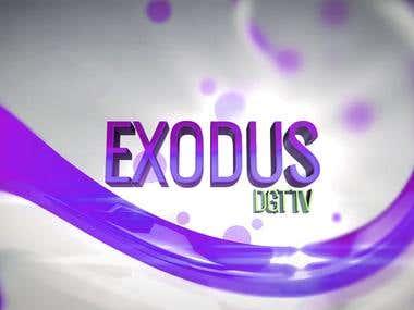 Exodus DGT TV app