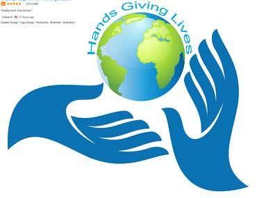 3 Logos For a non profit organization