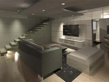 Apartamento en las Mercedes