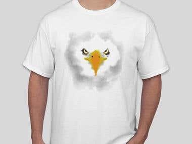 Eagle T-Shirt design