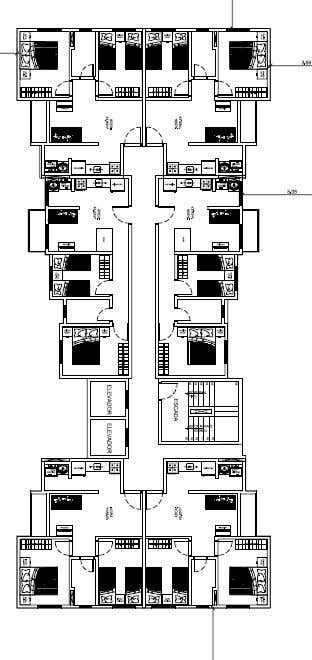 Design an architectural plan