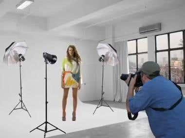 Photo Model Brazil