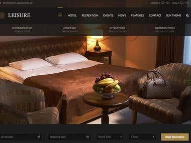 Hotel Presentation/Management