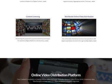 Movies Web site