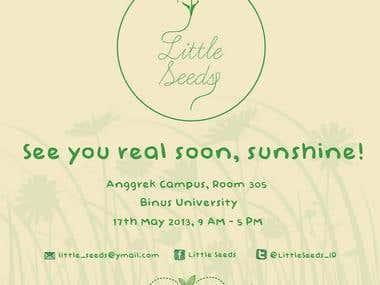 Little Seeds - Social Media