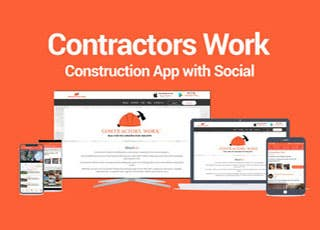 Contractor's Work: Built for Contractors