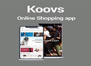 Koovs Online Shopping App