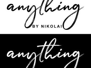 anything logo