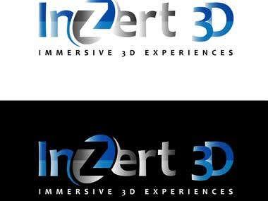 Logo of Inzert 3D