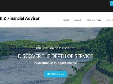 Taxable Wealth & Financial Advisor