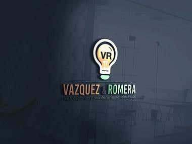 Proyecto Logo V & R