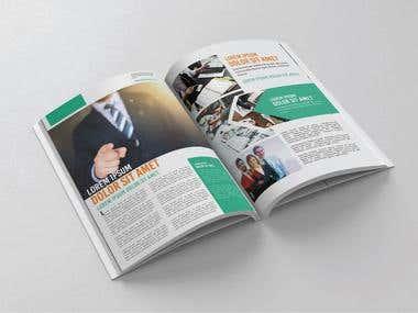 Propuesta: Revista Corporativa para SK Inversores.