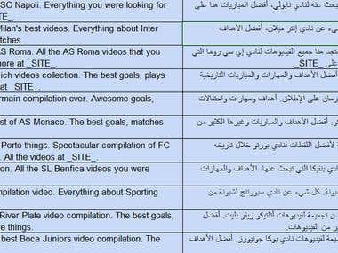 translation of my sport content