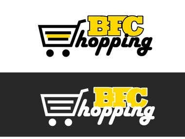 Logo for shopping portal
