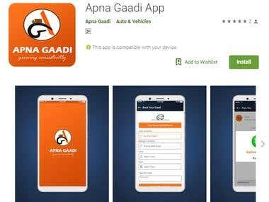 Apna Gaadi App