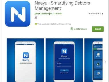 Naayu - Smartifying Debtors Management