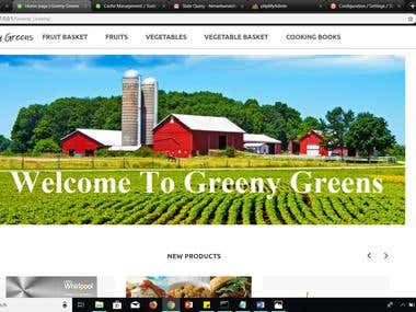 Greeny Greens
