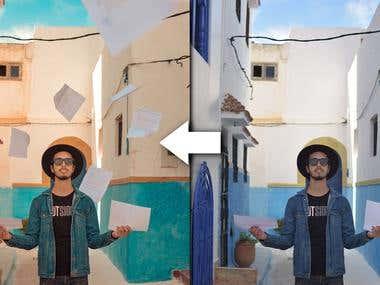 Turn ordinary photos into a piece of art